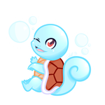 Squirtle by CutieInk