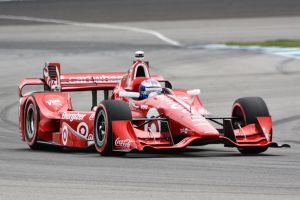 Scott Dixon IndyCar by KrisVlad