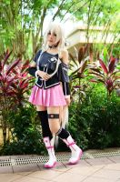 Vocaloid 3, IA: Aria by cure-pain