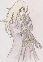Alucard the son of Dracula by Gear-of-Ren