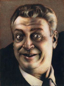 Rodney Dangerfield by PreyingDantis