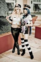 Cop Panty and Stocking by Shiya