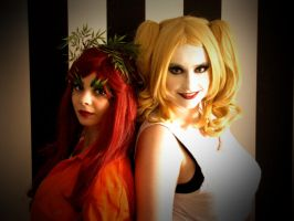 Two deadly ladies by JosephJKerr