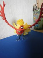 ho-oh 2 by ChibiLinda