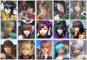 Koei-Tecmo 2015 by gaming123456