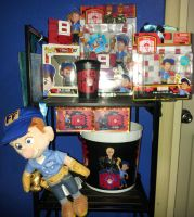 .:Collection:. Fix-it Felix Jr 11-23-2012 by SEGAMew