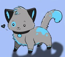 Kitten Adoptable! c: *OPEN*** by steampuff