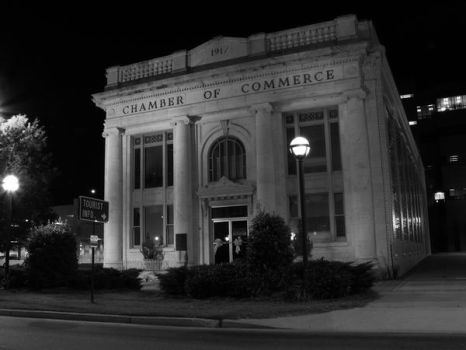 Chamber of Commerce by clashley