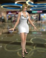 Helena casual w-dress by DragonLord720