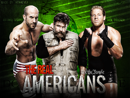 WWE Real Americans GFX: We The People! by HTN4ever