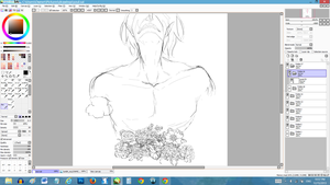 work in progresss - SNK by Cirquis
