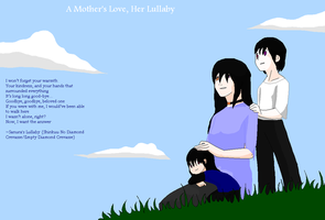 +Mother's Love: Her Lullaby+ by SwordOfTheFlame12