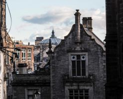 Buildings and Monuments in Edinburgh. Scotland 4 by jennystokes