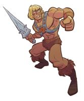 He-Man by jimmymcwicked