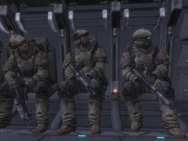 Halo Reach: SAY WHAT by purpledragon104