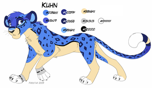 Kuhn -2009 ref sheet- by KaiserTiger