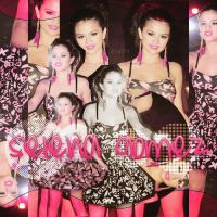Blend Selena Gomez 02 by PuppyEditions