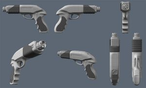 Unfinished Phaser by IVV79