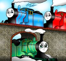 K: Branch Line Engines by MeganekkoPlymouth241
