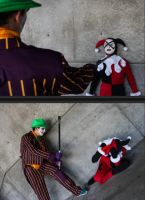 You call this love Harley? by Angelofmusic21