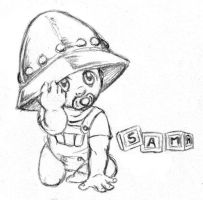 Sammy Vimes Jr by JesIdres