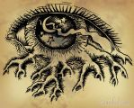 eye root by cannibol
