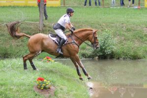 3DE Cross Country Water Obstacle Series XV/11 by LuDa-Stock