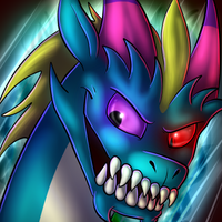 Eerie avatar - contest prize by IcelectricSpyro