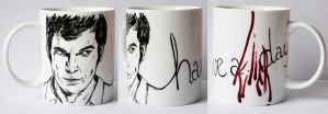 Dexter Mug: Have a Killer Day by smist