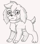 dog digimon up for adoption by Taurustiger86