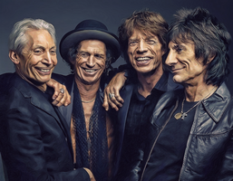 The Rolling Stones by G-10gian82