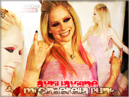 avril cinderella punk wall by vams