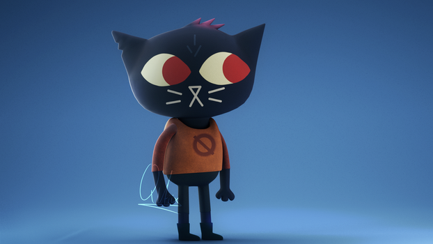 Mae Borowski 3D Model WIP by Qutiix