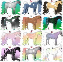 Endless Eskil Equines by gyngercookie