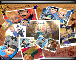 Meet the Robinsons pictures by 1704