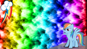 Rainbow Dash Wallpaper 2 by JamesG2498