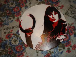 Xena Record by artbyabbey