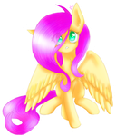 .:: Fluttershy::. by DrawCraft123