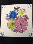 Flower card by Romyislief
