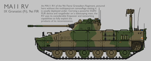 MA11 MAV(T) RV Production Standard [Coloured] by SixthCircle