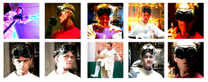 Dr Horrible Avatar Collection by Alexsangirl