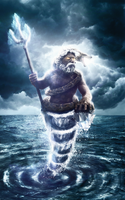 poseidon by LittleDaddy