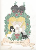 Book Cover Most Beloved Sister by Fayzi