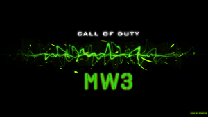 call of duty mw3 by Red-wins