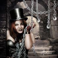 Death In The Alley By Vampirekingdom by Azazel-Shadows