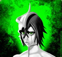 Ulquiorra by BlueDemon13