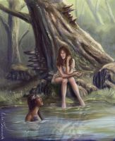 ...Water Nymphs(corrected)... by vssertse