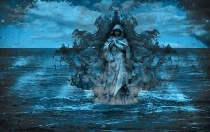 lady of sea by gilsalas