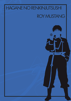 Roy Mustang by lestath87