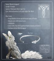 Mearu - Quick Reference by Quoosa